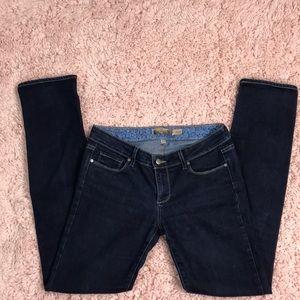 Paige Skyline Jeans Dark Wash Size 29